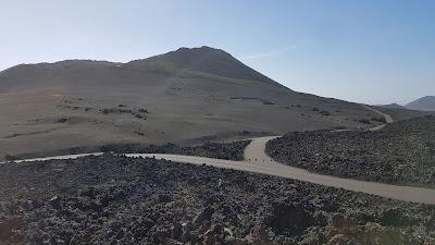 strade vulcaniche