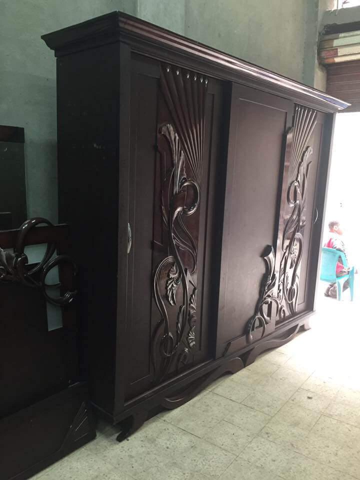 غرفة نوم جرار مستعملة للبيع بالمنصورة حالة ممتازة سارع