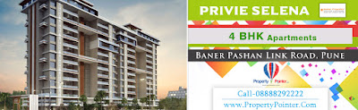 Privie Selena Baner Pashan Link Road