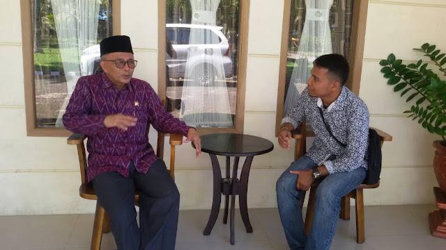 Refrizal Upayakan Koalisi PKS-Gerindra di Pilkada Pariaman