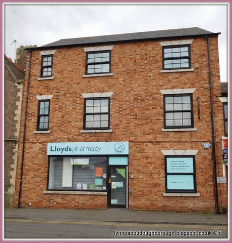 Lynne About Loughborough: Loughborough, Luddites and Lace Trail