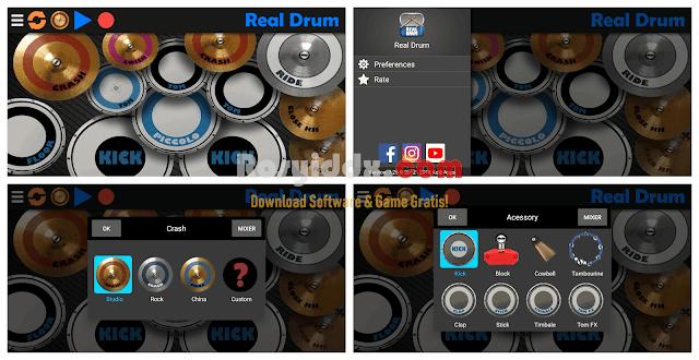 Real drum pro full