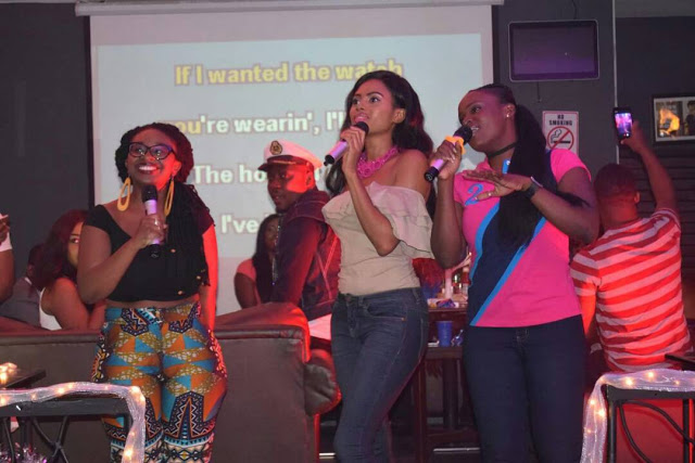 Celebrities Prepare To Rock 'Celebrity Karaoke Night' On December 22