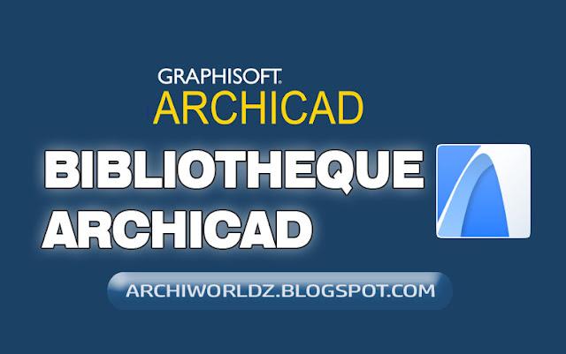 Bibliothèque des Objets Archicad