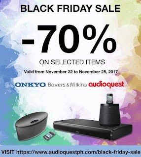 Audioquest Black Friday Sale