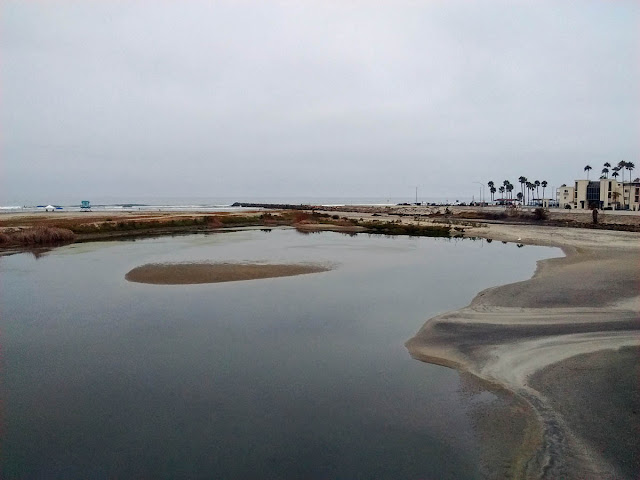 San Luis Rey River mouth