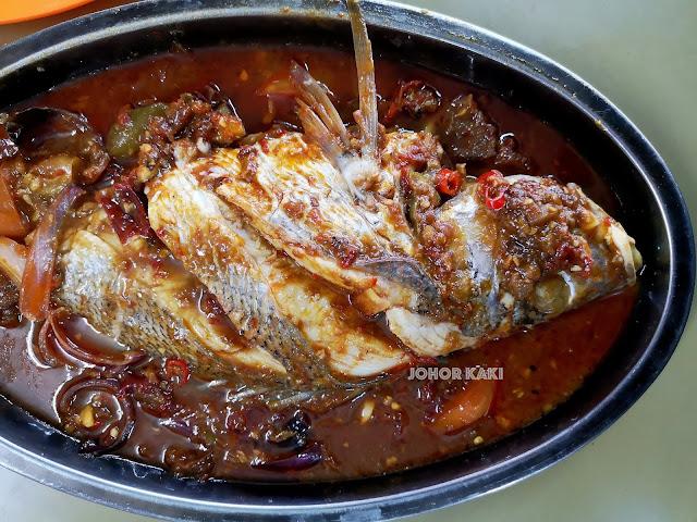 Asam Pedas Fish