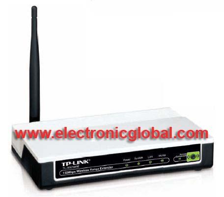 GLOBAL COMPUTER ELECTRONIC: Memerkuat Signal Wifi dengan Repeater ...