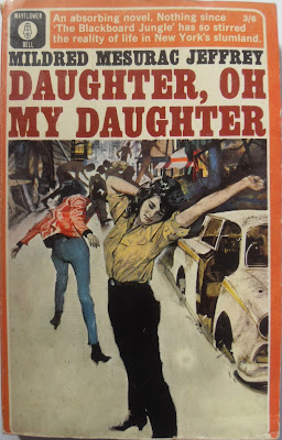 Vintage Paperbacks - Juvenile Delinquents