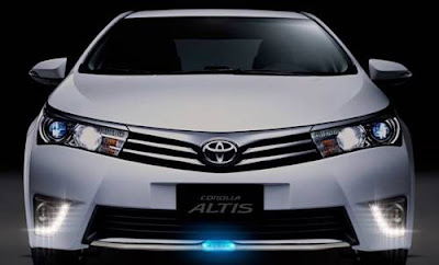 Harga Toyota All New Corolla Altis