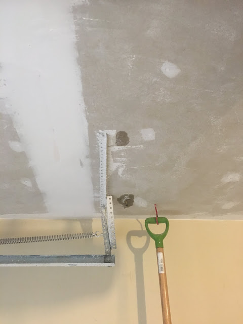 garage ceiling leak