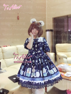 mintyfrills kawaii sweet lolita fashion harajuku taobao shop