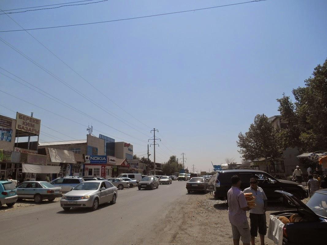 sayram kazakistan