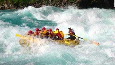 Futaleufu River, Chile.