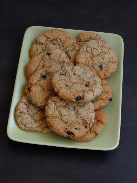 Eggless Spelt flour Cookies