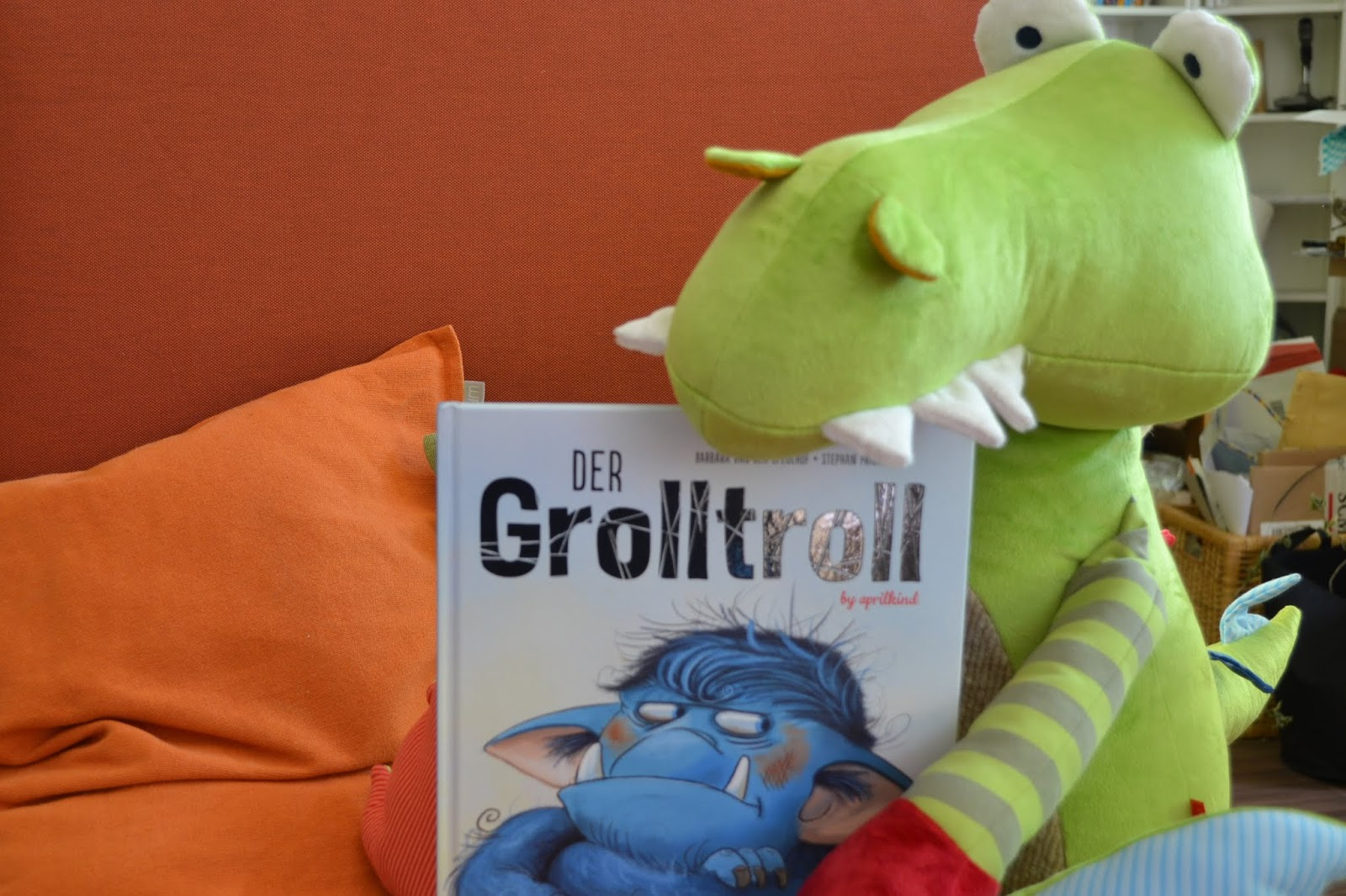 Kinderbuchkiste Der Grolltroll