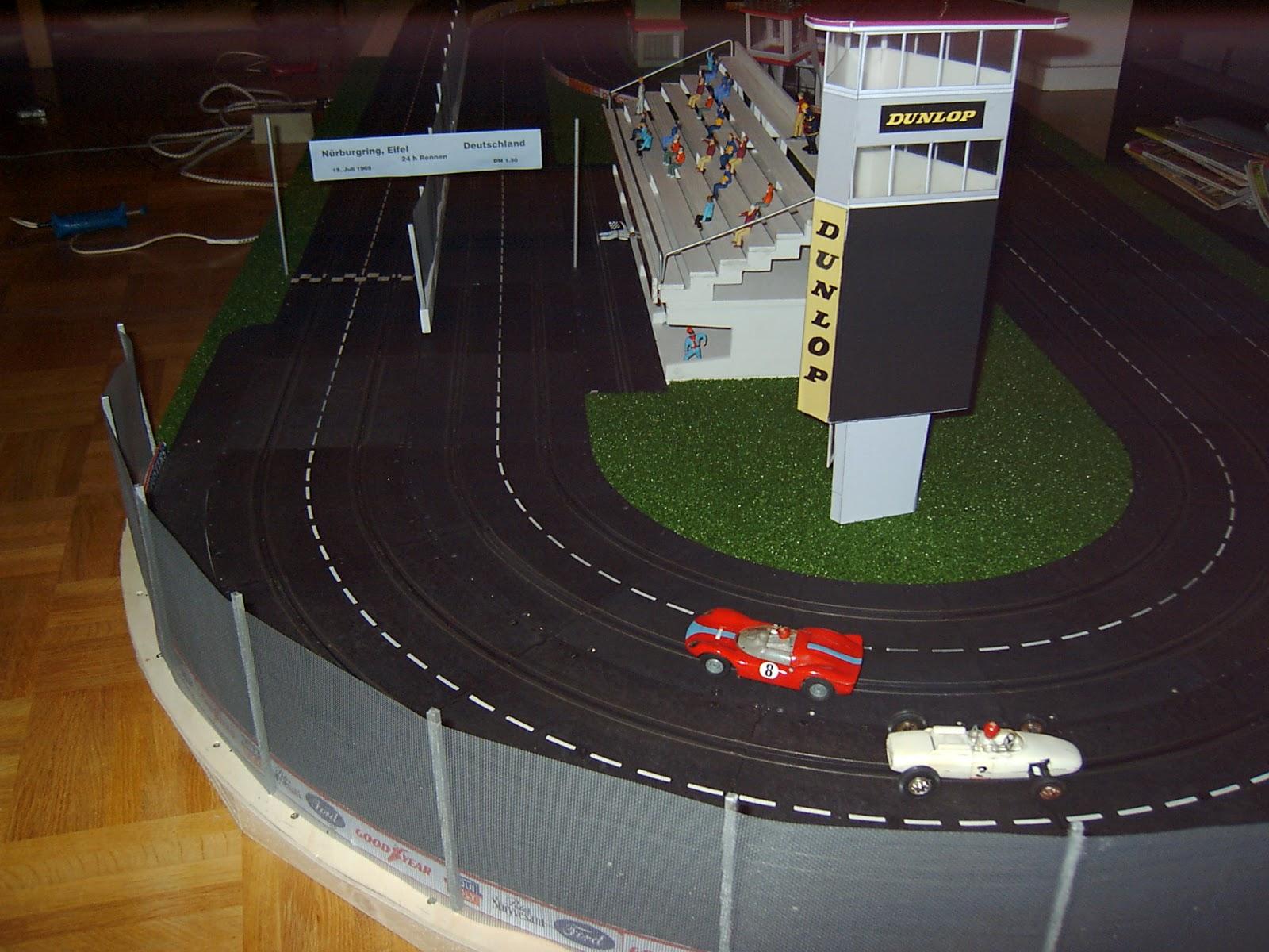 Alte Carrera Bahn