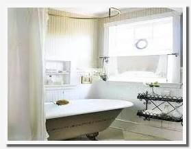 water resistant bathroom window curtains