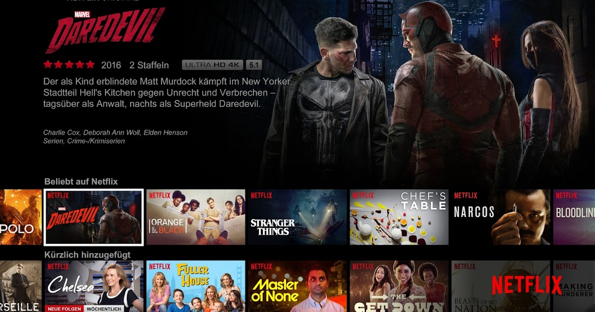 Netflix Kinofilme
