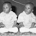 Cute throwback photo of Psquare's Peter & Paul