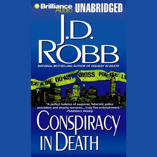 Review: Conspiracy in Death by J. D. Robb