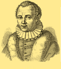 Alberico Gentili moved to London after becoming a Protestant
