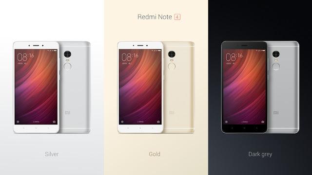 Xiaomi Note 4 - Helio X20 dan MIUI 8