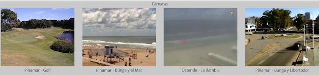 câmeras ao vivo da argentina