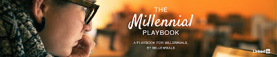 Source: LinkedIn website. Banner for the Millennial Playbook.