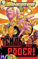 Os Novos 52! Sinestro #23