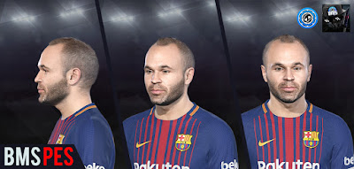 PES 2018 260 Faces & Tattoos REPACK by bmS