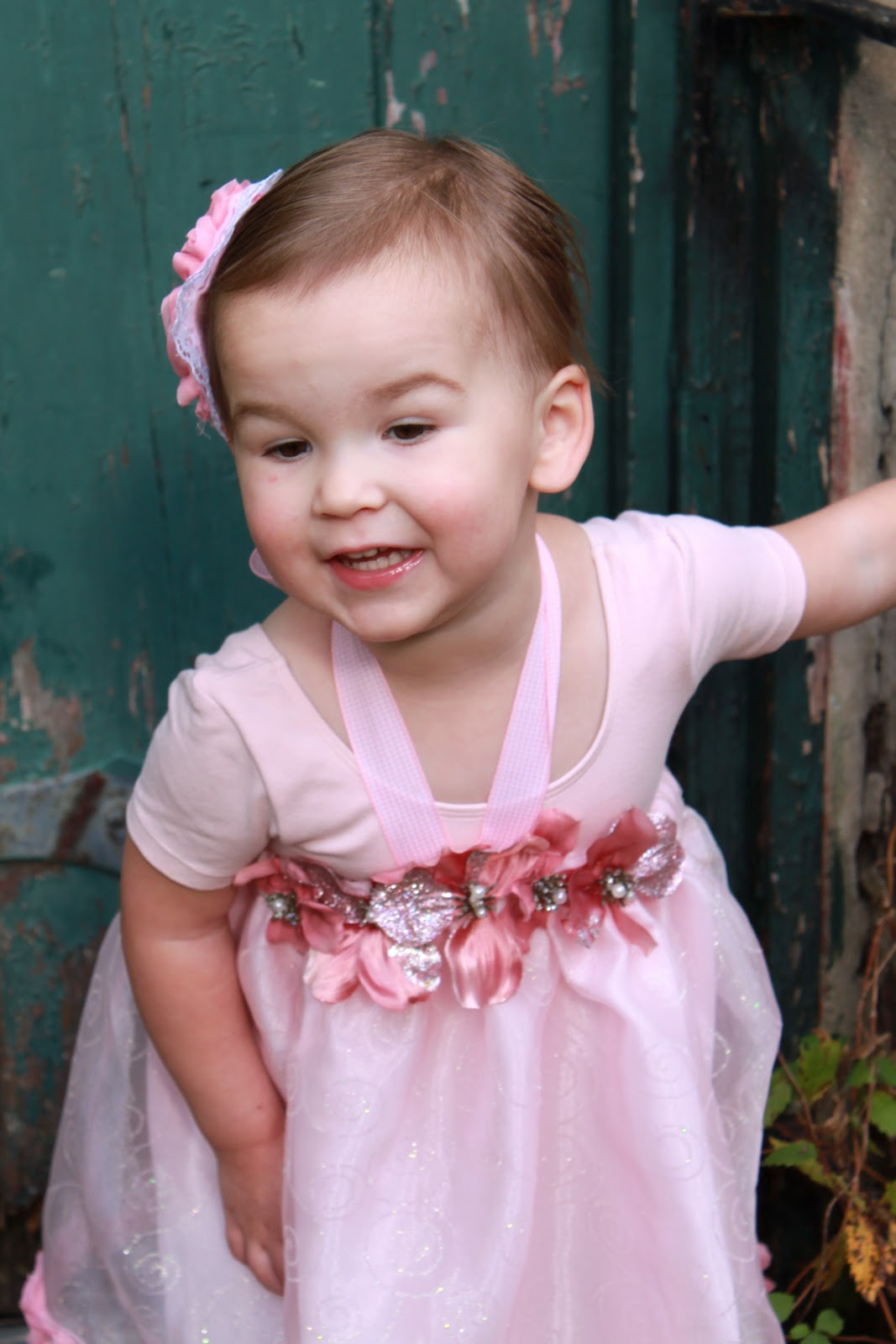 Miss Matilda loves her princess ballerina costume. When I finished the look I tried it on her to make sure it fit and she danced and twirled around for ...  sc 1 st  The Cottage Mama & Halloween Costumes ~ Princess Witch and Princess Ballerina - The ...