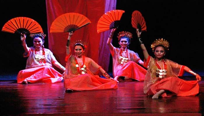 Tari Pakarena, Tarian Tradisional Dari Sulawesi Selatan