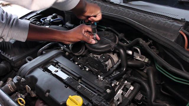 réparation ratés moteur
