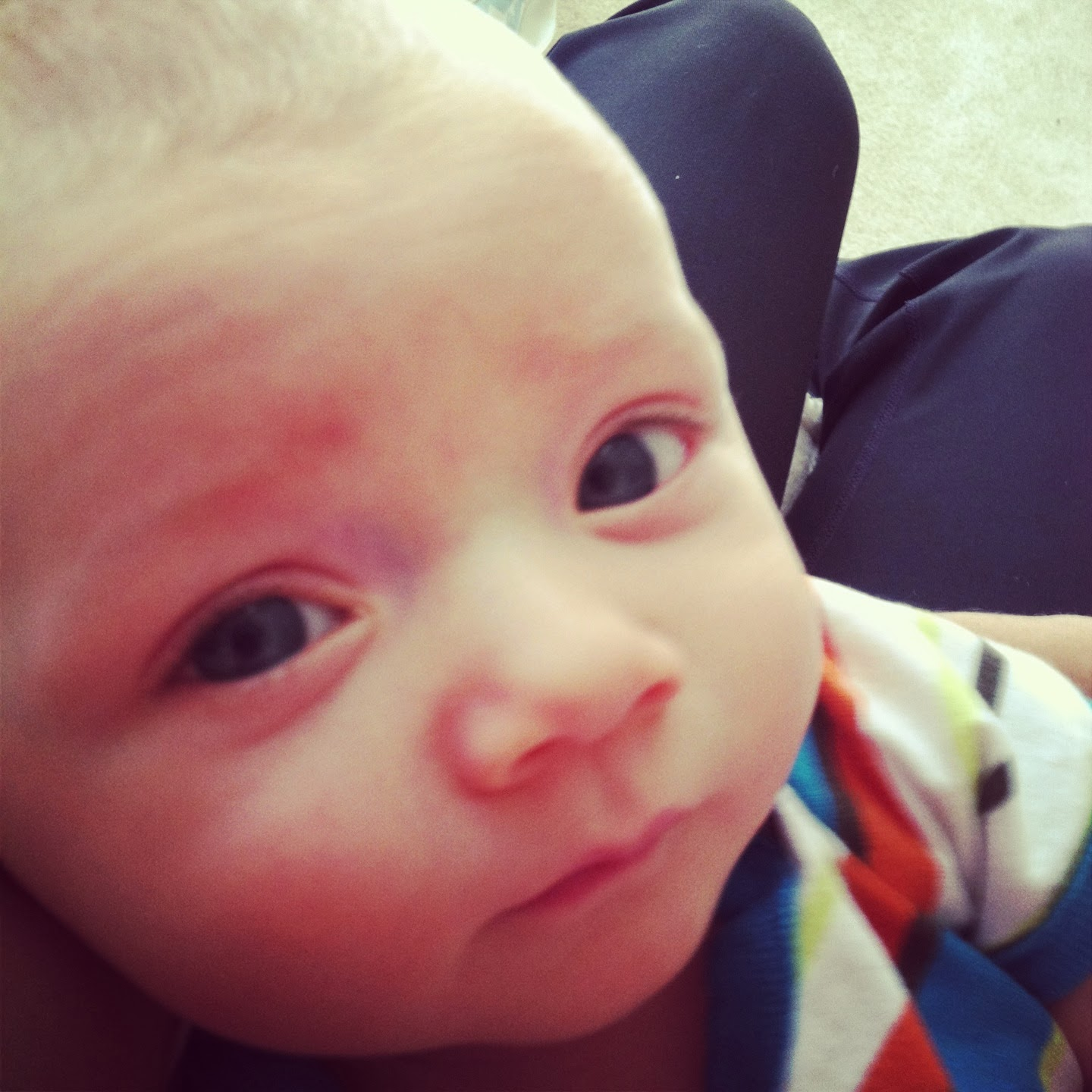 My Pictures 2: TESSA RAYANNE: My Baby Boy Is 2 Months Old