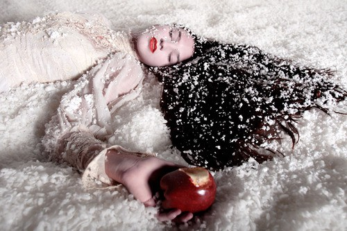the death of snow white