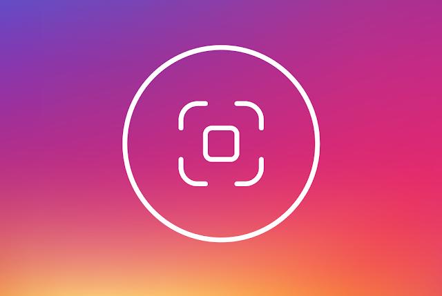Cara Scan Nametag di Instagram