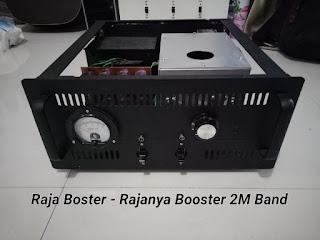 Sertifikasi Produk Boster 144Mhz 2 Meter Band Tabung