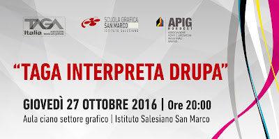 "Tour ""TAGA interpreta drupa"" - MESTRE"