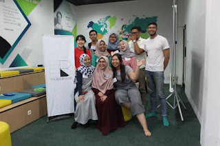 The Book Club Makassar, Reyhan Ismail, Miles Co Working Makassar