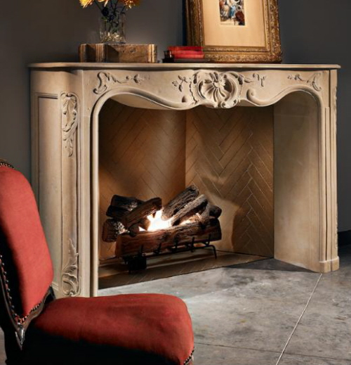 Divine Design: Most beautiful fireplaces!