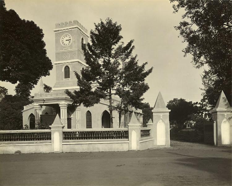 St Thomas's Church, Dhaka (Currently in Bangladesh) - 1904