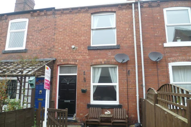 This Is Wakefield Property - 2 bed terraced house for sale Clarion Street, Wakefield WF1