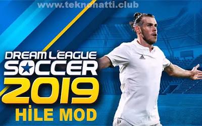 Dream League Soccer Hile Mod Apk İndir (Son Sürüm) - 2019