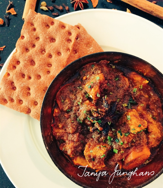 Tanyas Food Blog Easy Durban Style Chicken Curry