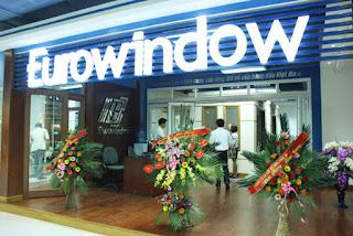 Showroom Eurowindow