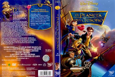 El planeta del tesoro (2002) | Caratula | Imagen