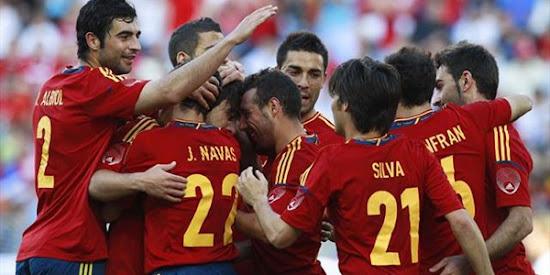 Prediksi Skor Spanyol Vs Korea Selatan 1 Juni 2016 Friendly Match