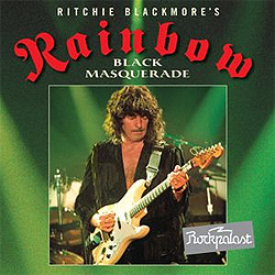 Rainbow - Black Masquerade Rockpalast Show CD DVD