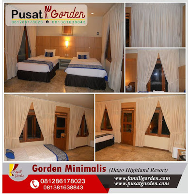 Gorden Minimalis di Bandung